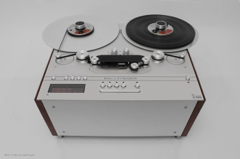 Spotlight On The New Ballfinger M 063 Tape Machines X 4 Dave