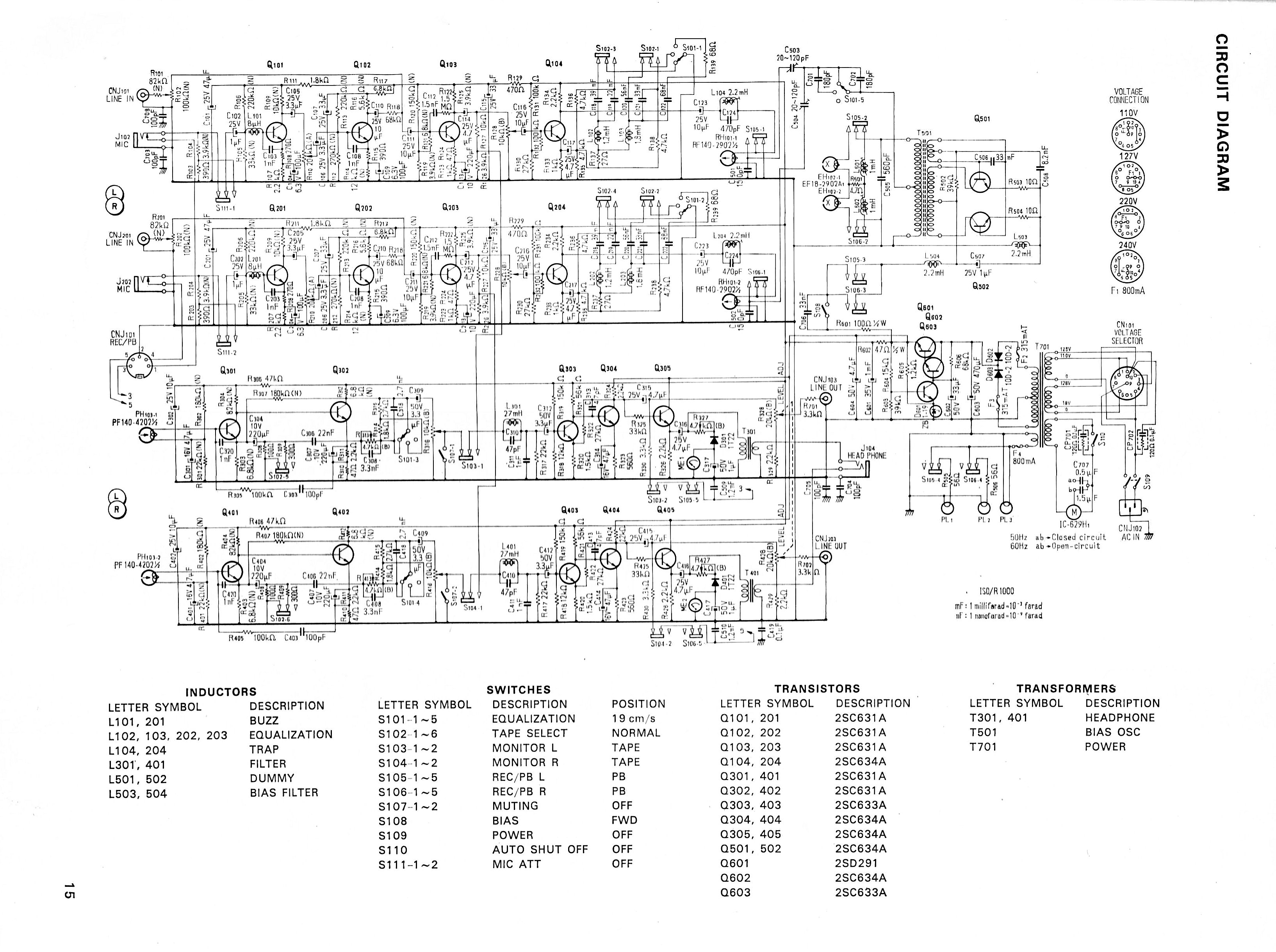 sony tc 500a wiring diagram wiring library