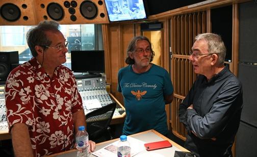 Mike Valentine Dave Denyer & John Lenehan