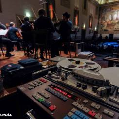 Open Reel Records' Marco Taio selects sublime live recording venues across Italy