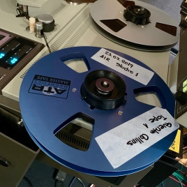 The master tape!