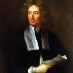 Arcangelo Corelli portrait by Hugh Howard (1697)