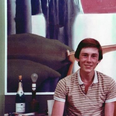 Me (Dave Denyer) at 16