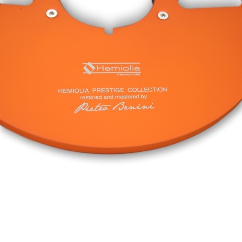 Hemiolia orange reel