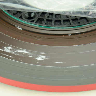 Multiple tape on one reel
