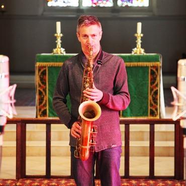 David Graham's saxophone improvisation (track 9)