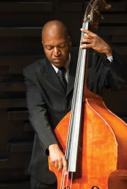 Del Atkins - double bass