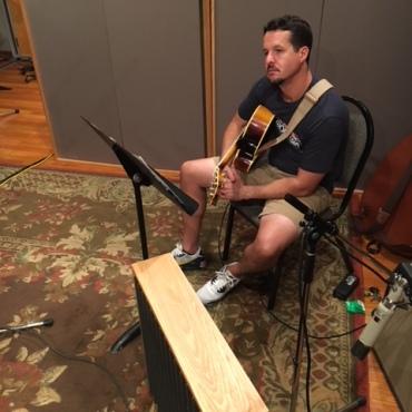 Guitarist Kyle Asche