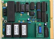 Studer MPU board replacement